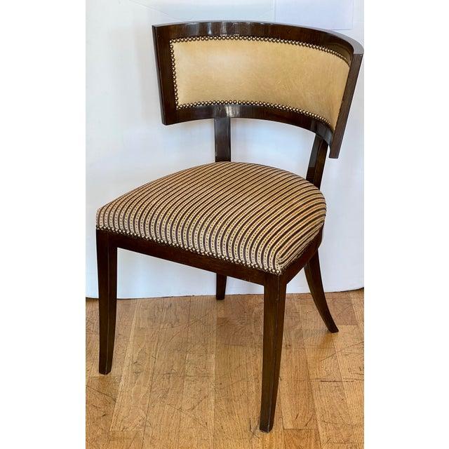 Dessin Fournir Kerry Joyce Klismos Chair For Sale In Los Angeles - Image 6 of 6