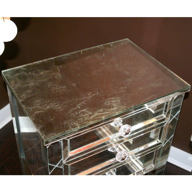 Single Custom X-Front Design Commode For Sale In New York - Image 6 of 8