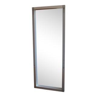 Modern Rezek Artemide Dimmable Lighted Mirror For Sale