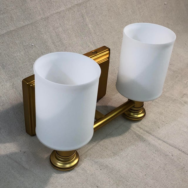 Minka-Lavery Harbour Point 2-Light Bath Vanity Light For Sale In Washington DC - Image 6 of 13