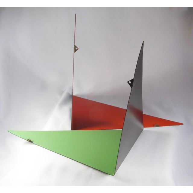 Danish Modern Vintage Mid-Century Poul Cadovius Butterfly Shelves - A Pair For Sale - Image 3 of 8