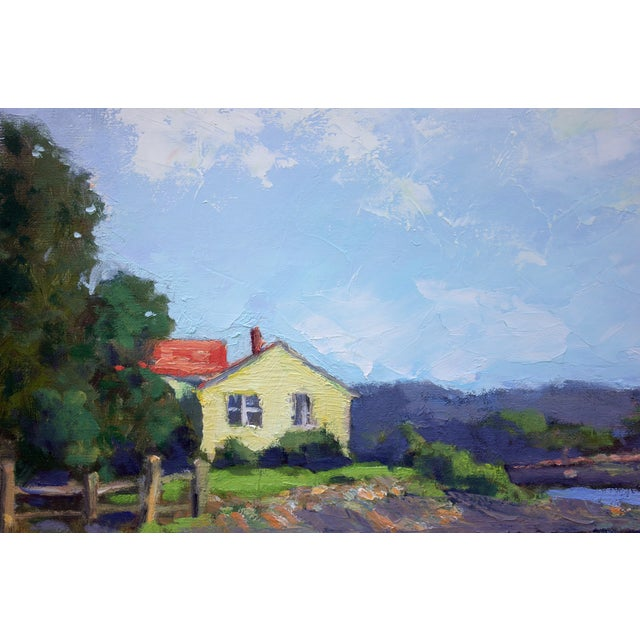 Quiet Inlet Painting - Image 5 of 5