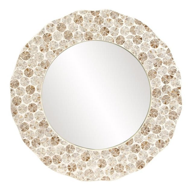 Antigua Mirror For Sale - Image 4 of 4