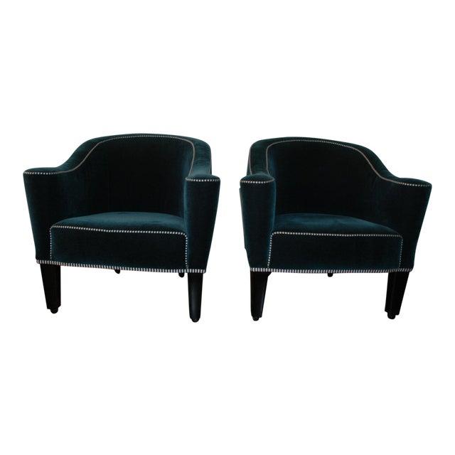 Josef Hosffmann Villa Gallia - A Chairs - Image 1 of 3