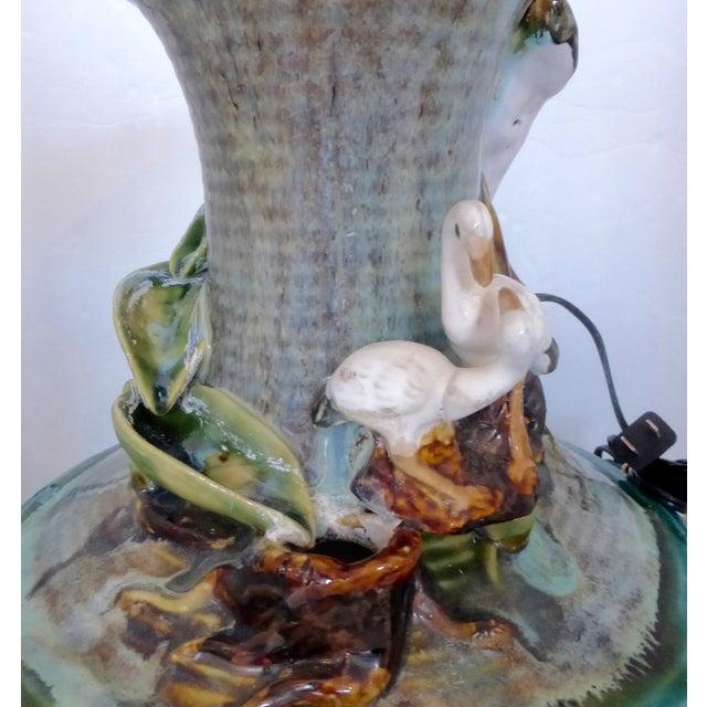 Jar Shape Fountain with Ducks - Image 9 of 10