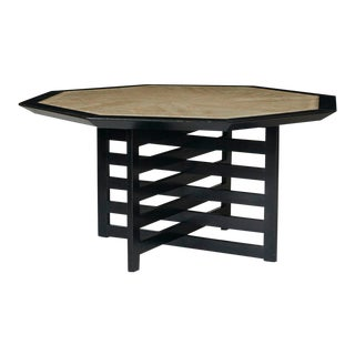 Harvey Probber Octagonal Dining Table For Sale