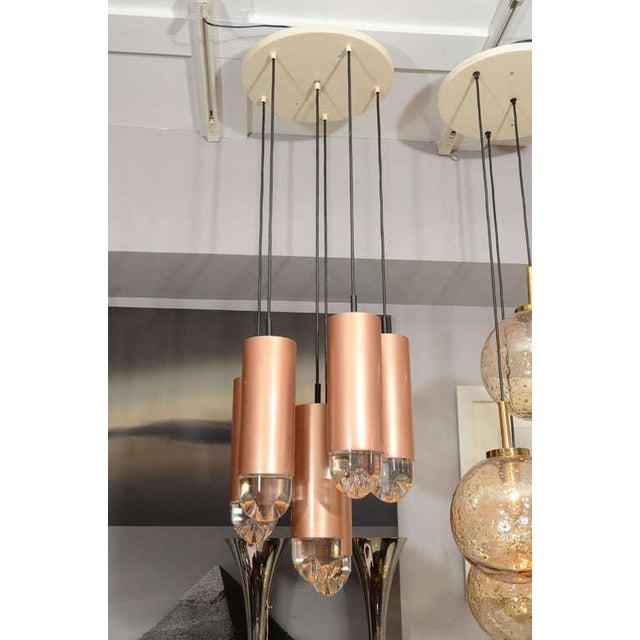 Industrial RAAK Ceiling Mount Fixture For Sale - Image 9 of 9