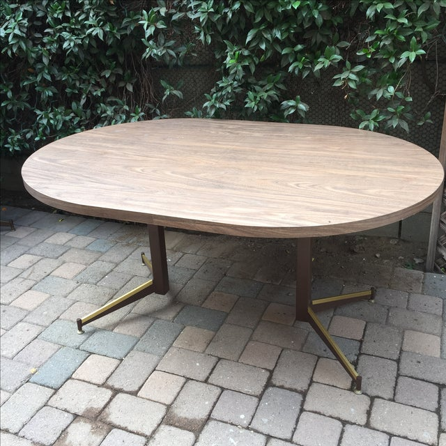 Mid-Century Modern Walter of Wabash Dining Set For Sale In Los Angeles - Image 6 of 7