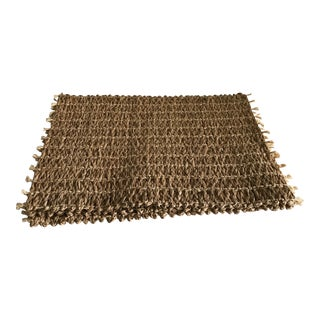 Boho Sea Grass Natural Woven Placemats For Sale