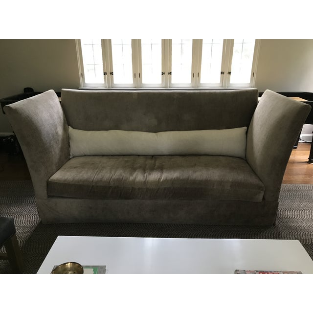 Textile Lee Industries Sagging Ridge Sofa, McAlpine Collection For Sale - Image 7 of 8