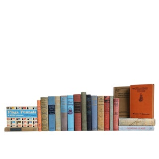 Nautical Traditions Book Set, S/20 For Sale