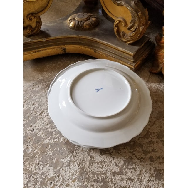 """These plates are most likely from about 1930 or 1940's. There are a set of eight and each measures 8.75"""""""