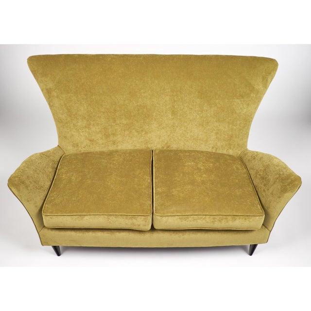 Vintage Gio Ponti Italian Sofa - Image 3 of 9