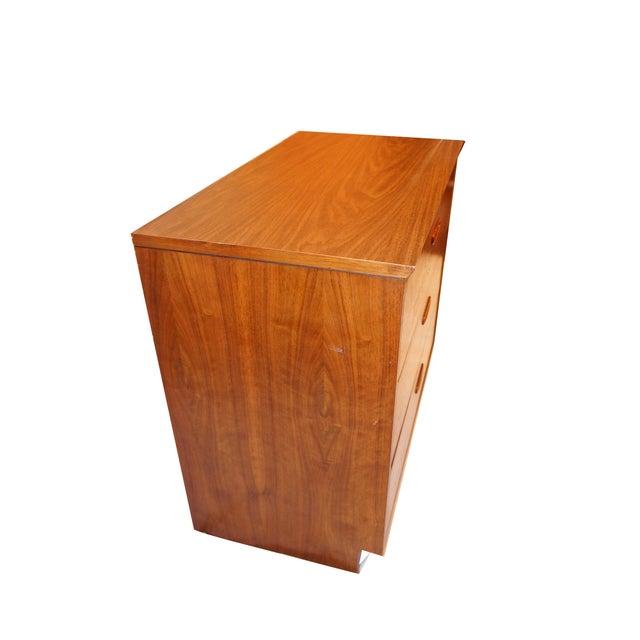 Lane Danish Mid Century Modern 3 Drawer Chest/Dresser - Image 3 of 6