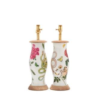 Liz Marsh Designs Eden Lamps - a Pair Preview