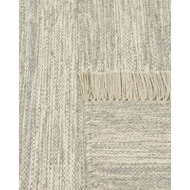 Contemporary Louella, Handmade Runner Rug - 2' 6 x 10 For Sale - Image 3 of 8