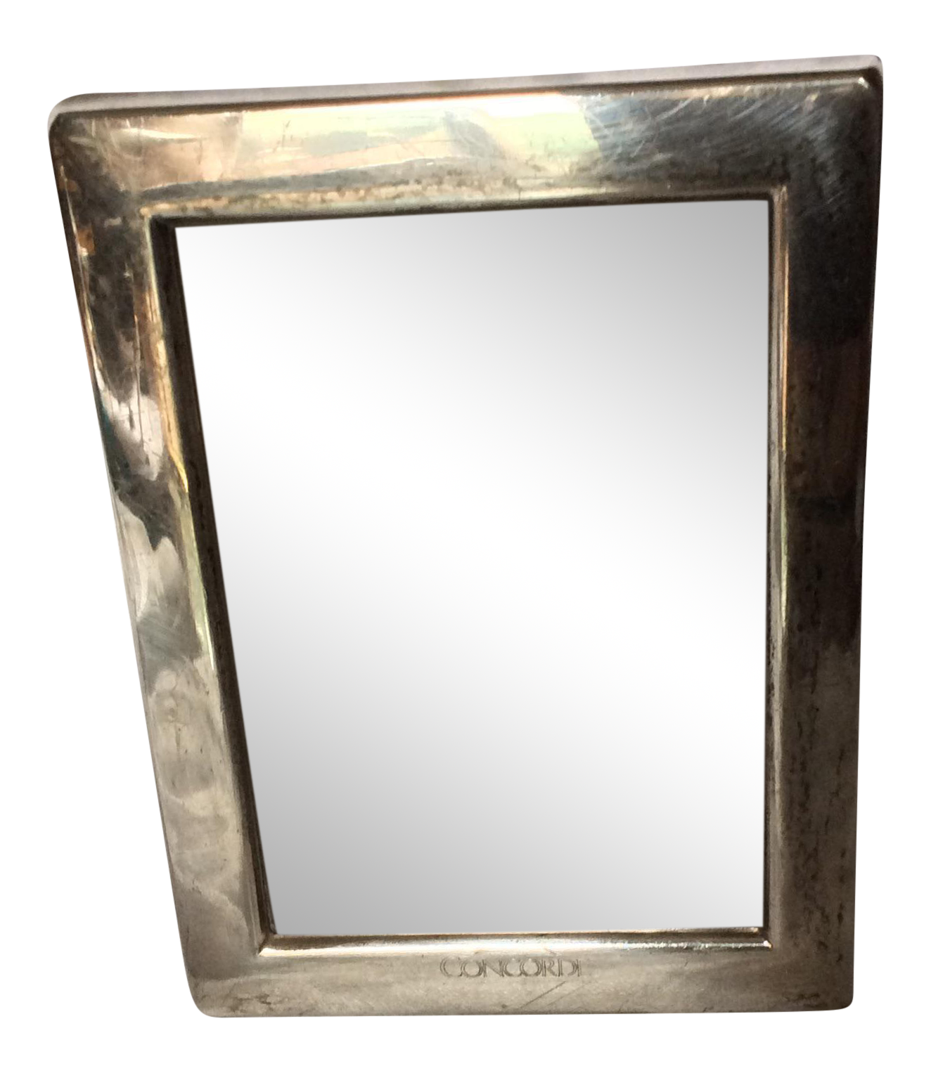 Vintage Sterling Silver Photo Frame Chairish