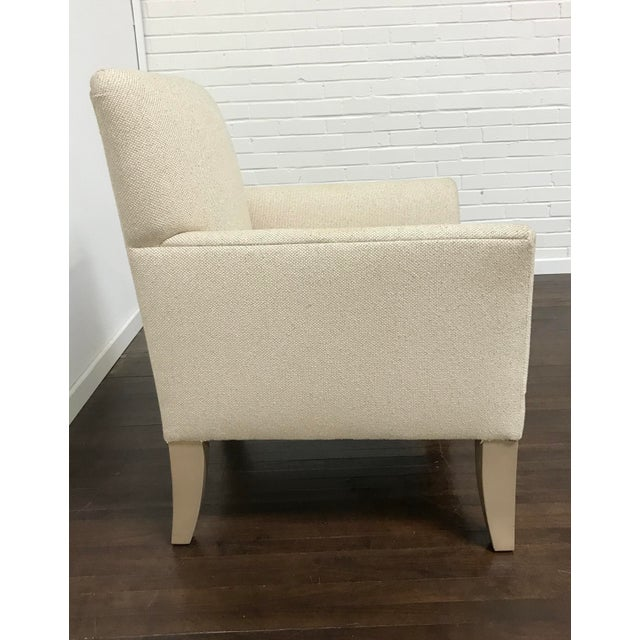 Contemporary RJones Stewart Lounge Chair For Sale - Image 3 of 6