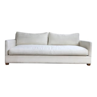 White Custom Cloud Sofa