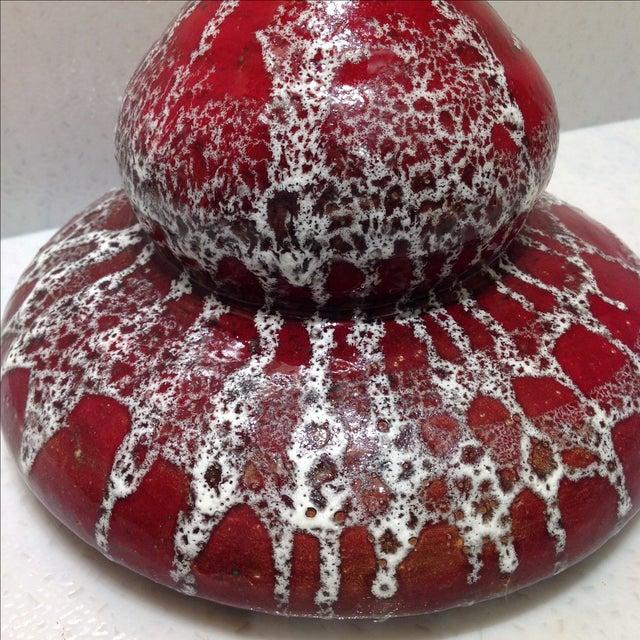 Mid-Century Studio Pottery Genie Bottle - Image 11 of 11