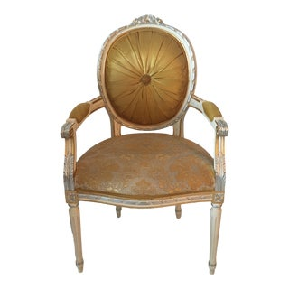 19th Century Style Italian Side Chair For Sale