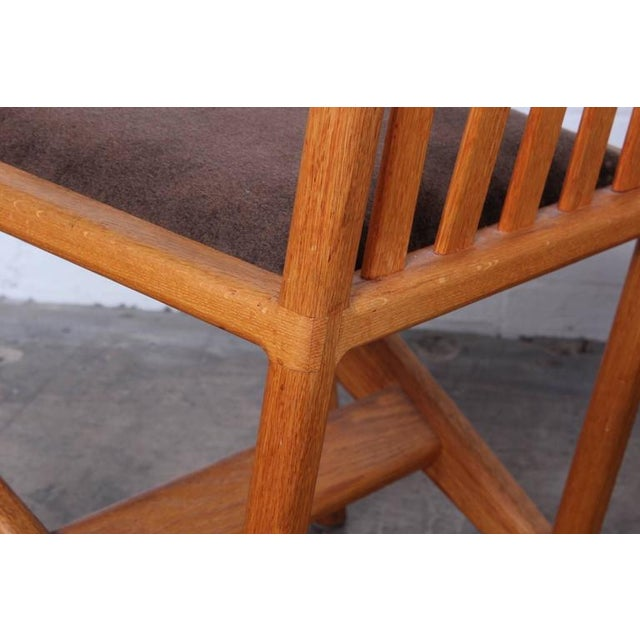 Wood Studio Craft Dining Chairs by Derek Hennigar For Sale - Image 7 of 10