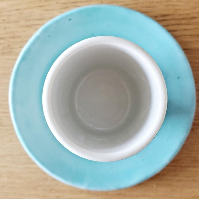 French French Bistro Ironstone Match Strike For Sale - Image 3 of 7