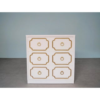 1960s Mid-Century Hollywood Regency Dorothy Draper Inspired Chest Preview