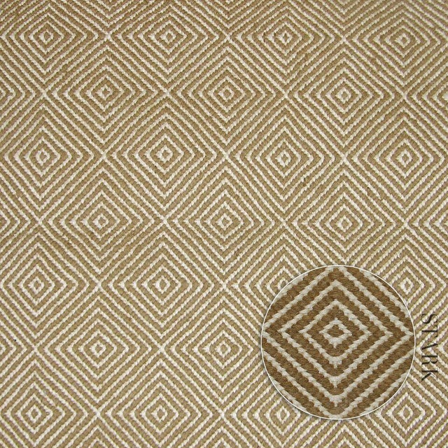 STARK Contemporary Sphynx Flatweave Wool Rug To care for your rug, it's best to have your rug cleaned by professionals...