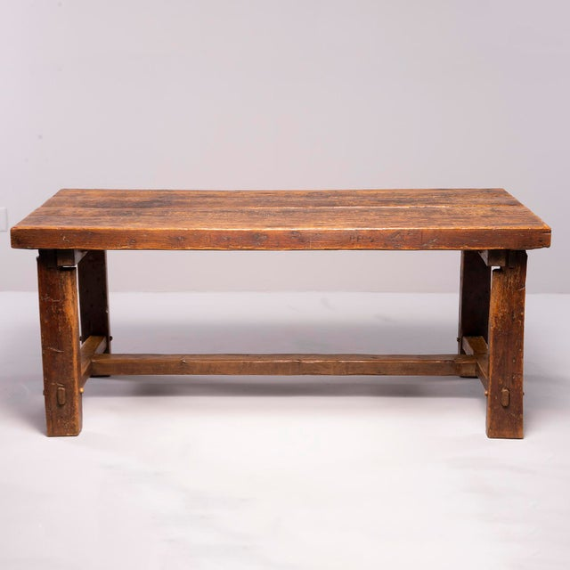 Early 19th Century Rustic Table For Sale - Image 12 of 13