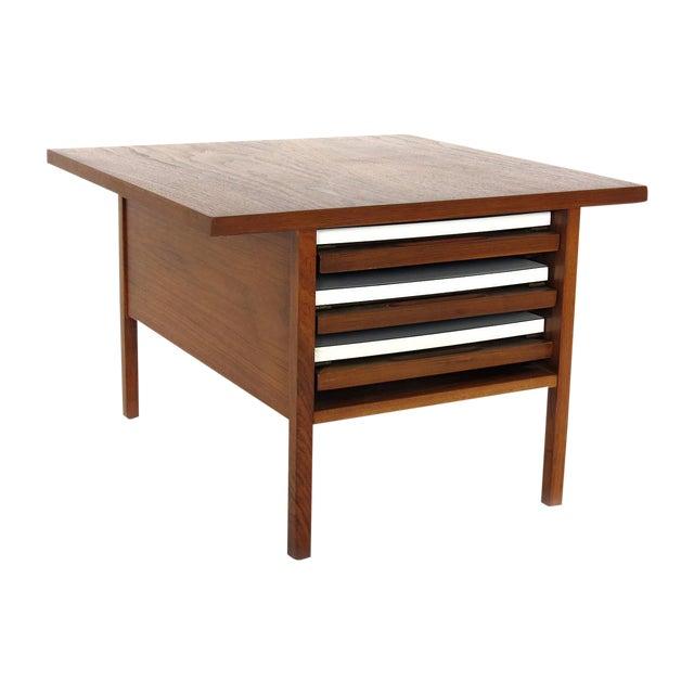 Vintage John Keal for Brown Saltman Side Table For Sale
