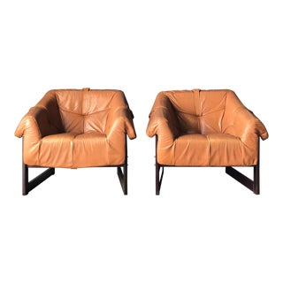 Mid-Century Modern Percival Lafer Lounge Chairs For Sale