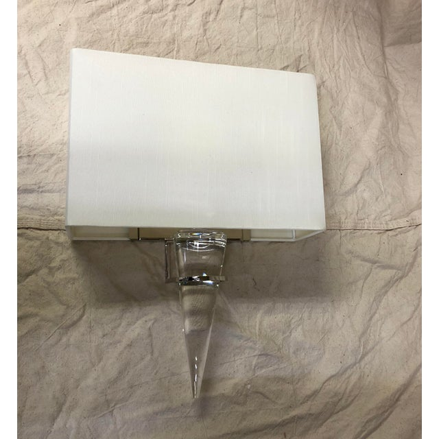 Metal Larsen Wall Sconce by Currey and Company For Sale - Image 7 of 7