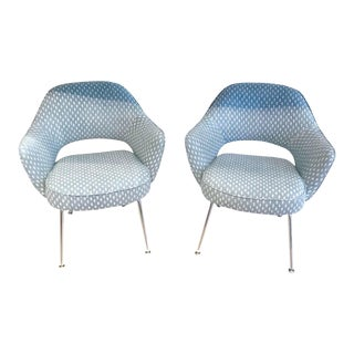 1900s Vintage Saarinen Chairs- a Pair For Sale