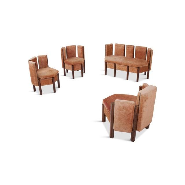 Tobia Scarpa Modular Sofa System, Carlo Scarpa For Sale - Image 4 of 6