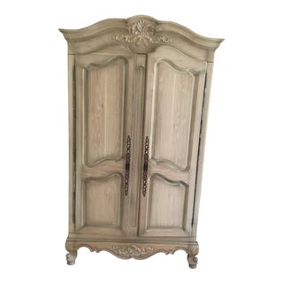 Heritage Furniture Traditional Armoire For Sale