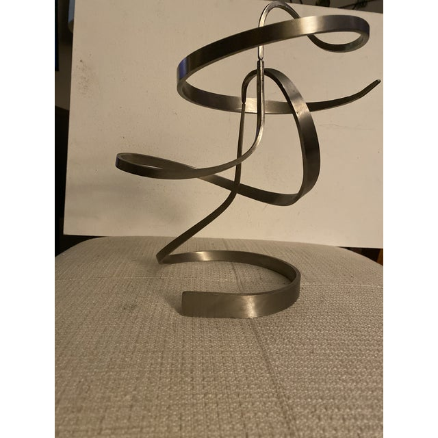 1991 Michael Cutler Mobile Kinetic Sculpture For Sale - Image 9 of 12