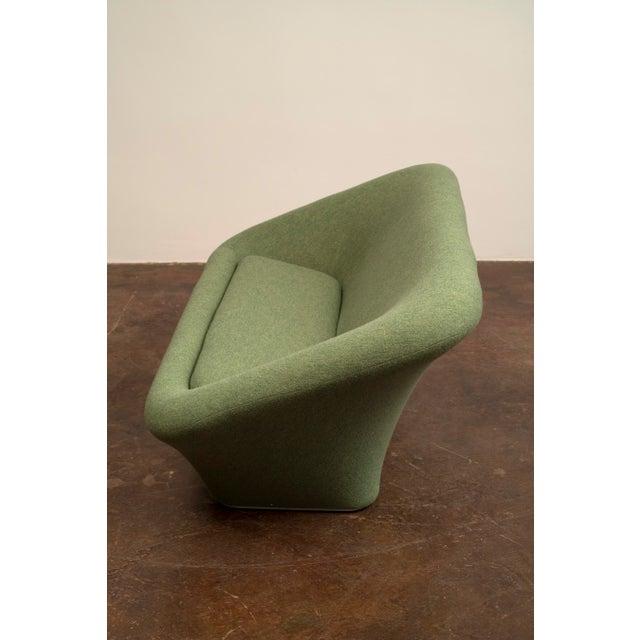 1960s Pierre Paulin Mushroom Sofa in Wool for Artifort, France C. 1962 For Sale - Image 5 of 13