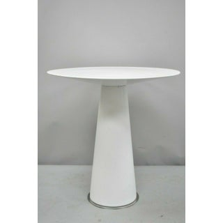 Megaron Magic Mushroom Bistro Tall Modernist Side Center Tables - a Pair Preview