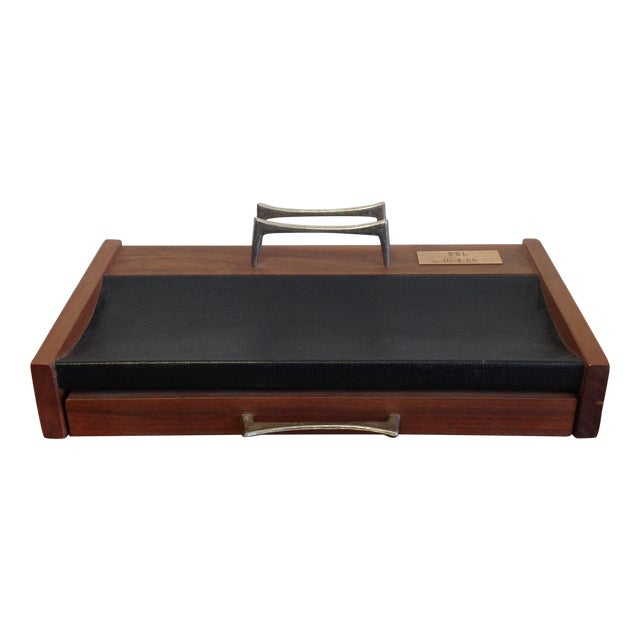 Mid-Century Desk Organizer by Don Lopez - Image 1 of 11
