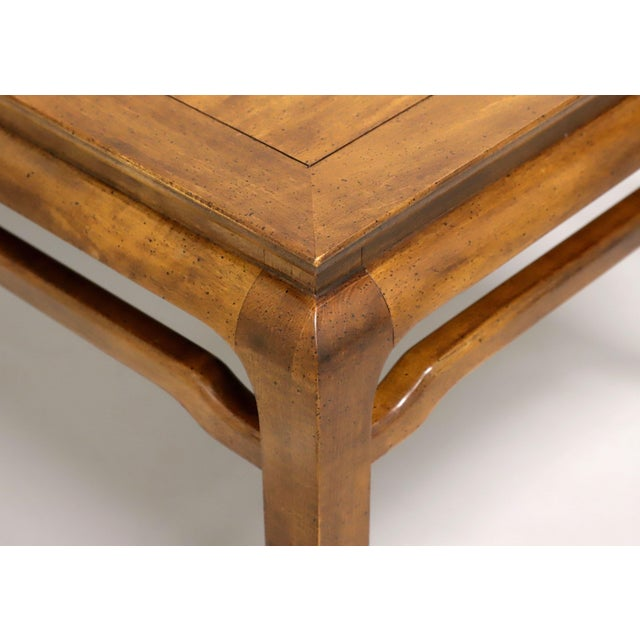 Wood Century Chin Hua Raymond Sobota Asian Chinoiserie Accent Table For Sale - Image 7 of 9