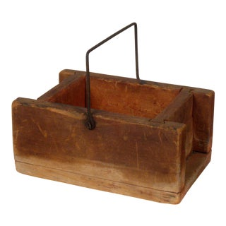 Antique Brick Mold