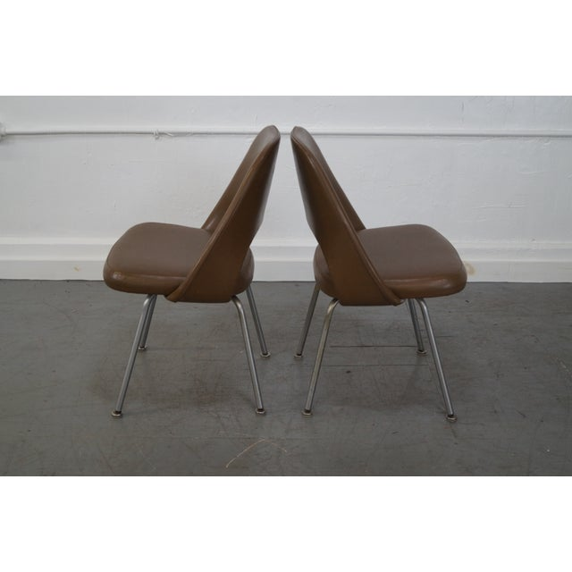 Knoll Vintage Saarinen Executive Chais - Set of 4 - Image 5 of 10