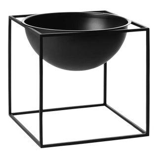 Kubus Large Black Bowl For Sale