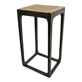 Jinwa Elm End Table For Sale