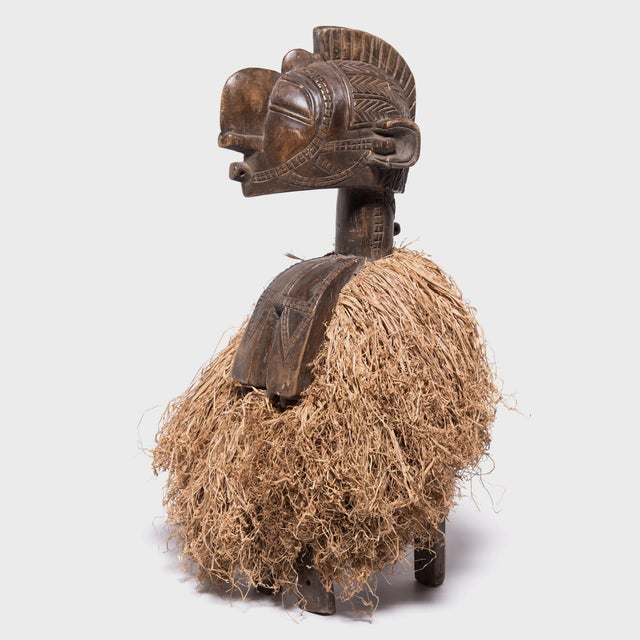 Early 20th Century Baga Nimba Headdress For Sale - Image 5 of 6