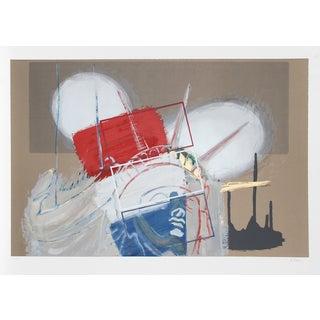 """Rainer Gross, """"Liberty,"""" Silkscreen For Sale"""