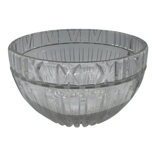 Tiffany & Co Atlas Bowl