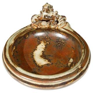 Stoneware Danish Bowl For Sale