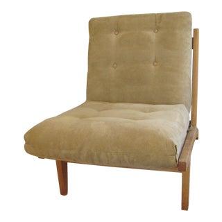 Hans J. Wegner for Getama Ge-375 Lounge Chair For Sale